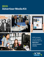 Download the ACRP 2013 Media Kit