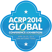 ACRP 2014 Global Conference & Exhibition