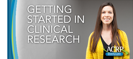 Getting Started in Clinical Research