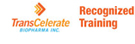 TransCelerate Recognized Training