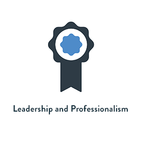 Leadership and Professionalism
