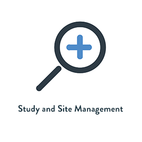 Study and Site Management