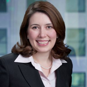 Carrie A. Hanger, an attorney with Smith Moore Leatherwood LLP