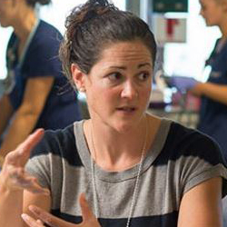 Jennifer Goldsack, MChem, MA, MBA, CPHQ, Project Manager, Clinical Trials Transformation Initiative