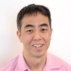 Raymond Nomizu headshot