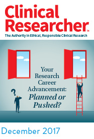 Clinical Researcher December 2017