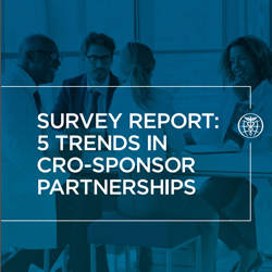 By 2010, Almost 75% of Clinical Trials Will be Run by a CRO, According to New Report