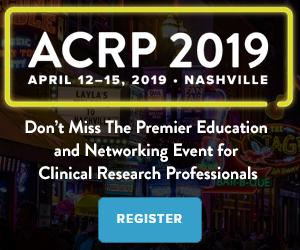 ACRP 2019